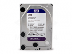 Жесткий диск Western Digital Purple 4 Тб